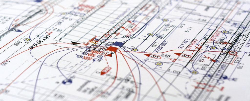 Electrical blueprint - Accurate Estimating the key to success for an electrical contractor.